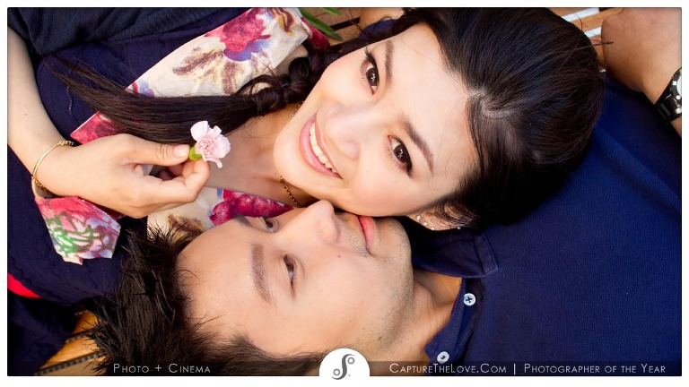Wedding Makeup Artist Bay Area Engagement session